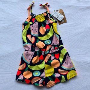 COTTON ON KIDS | Nelly fruit salad jumpsuit